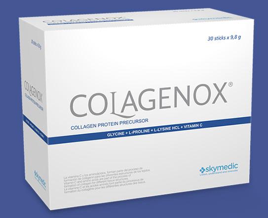 Reactivar el colageno